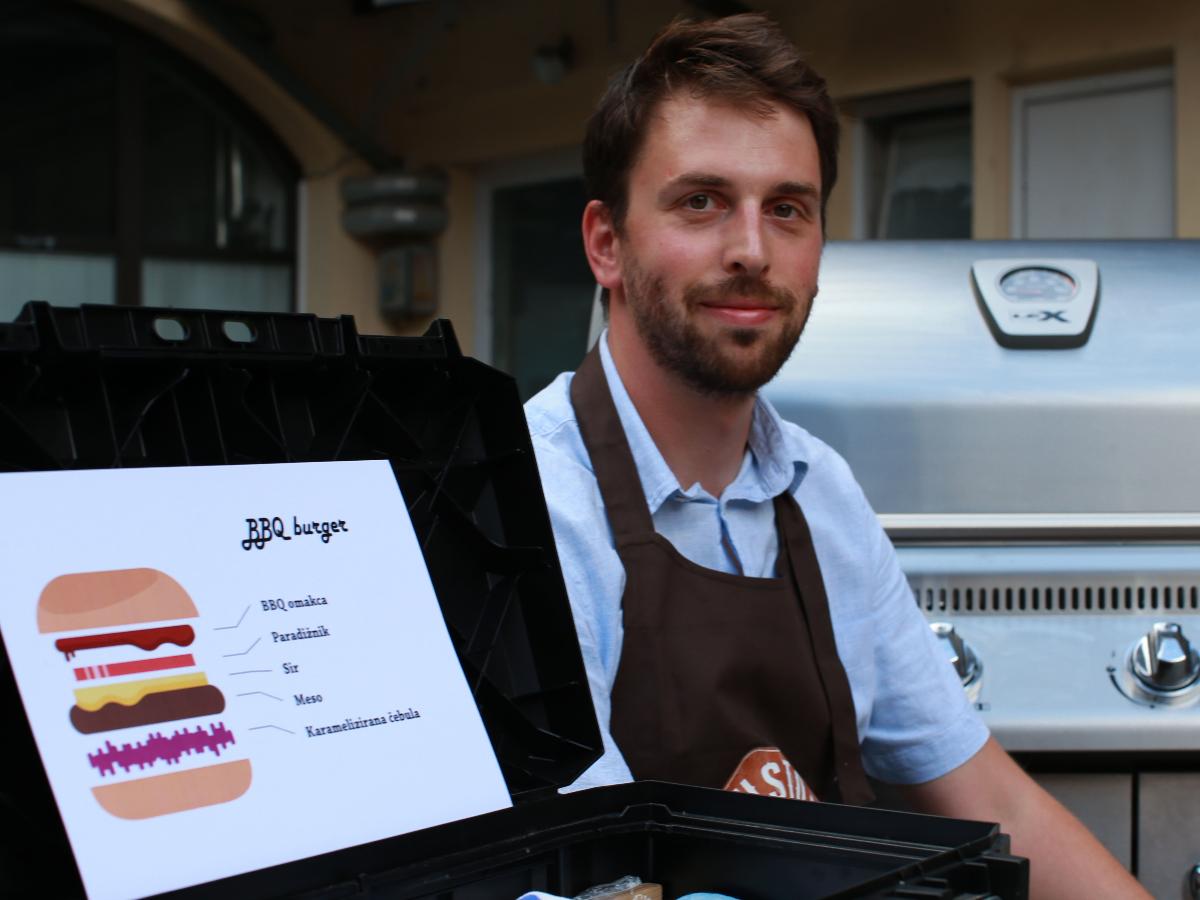 Kultne jedi: Šest korakov do najboljšega burgerja Slika 2