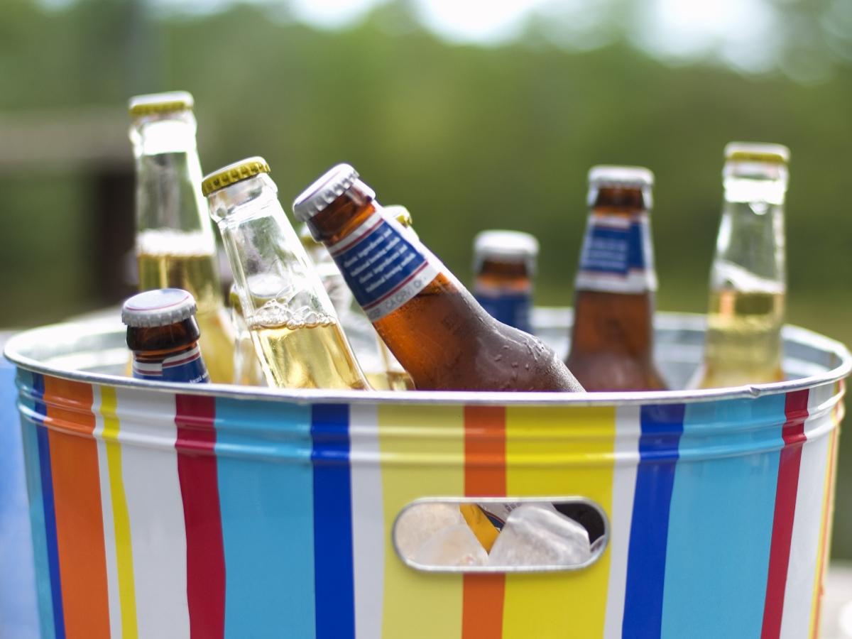 Kako uživati v pivu, a se izogniti pivskemu trebuščku? Slika 1