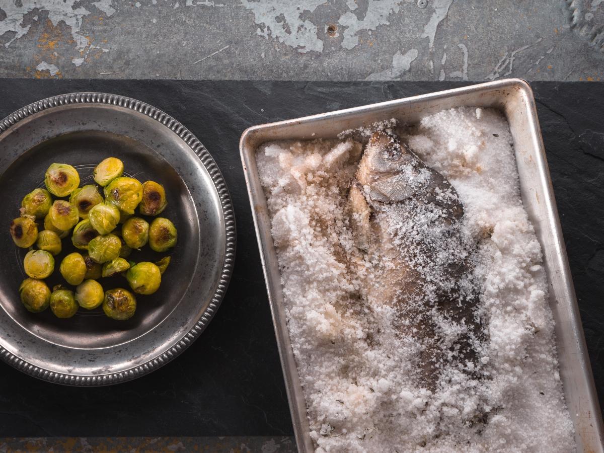 Vikend izziv: Riba v soli Slika 2