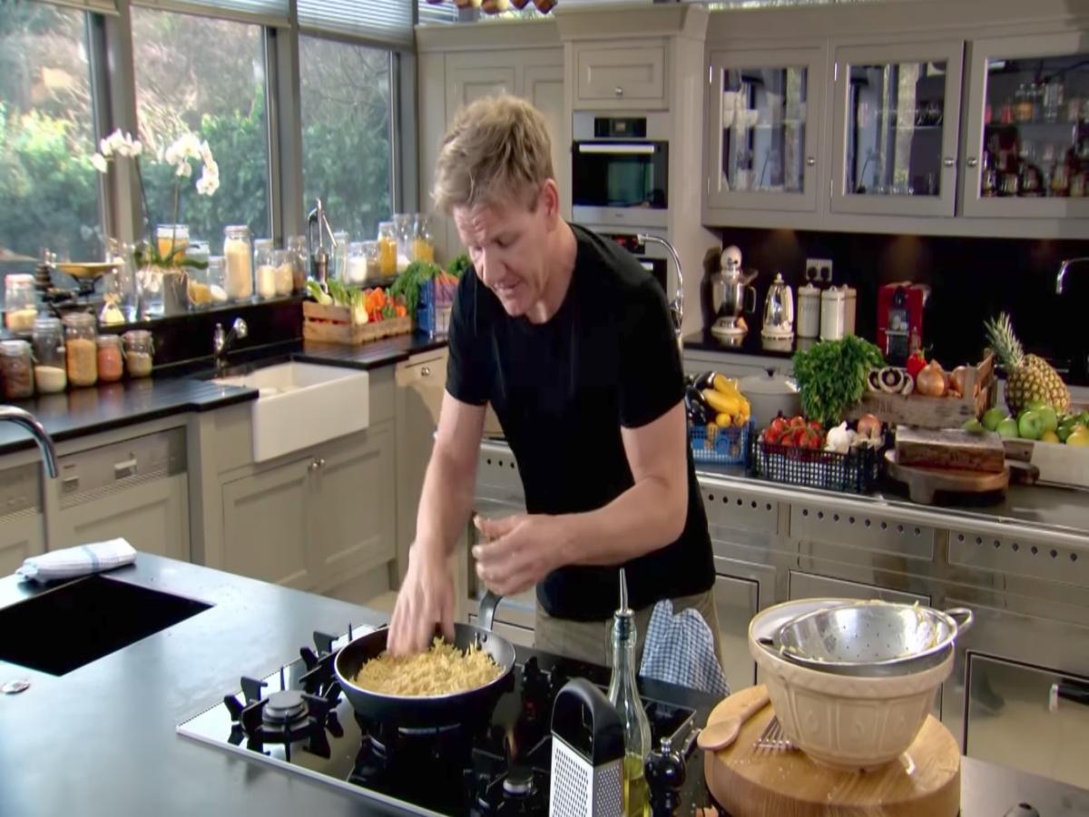 Gordon Ramsay obnorel svet z novim receptom za ameriški zajtrk (VIDEO) Slika 1