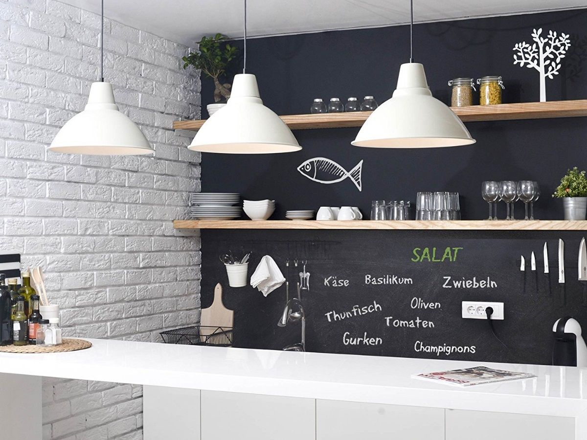 Sporočila, ki so čudovita kuhinjska dekoracija Slika 2