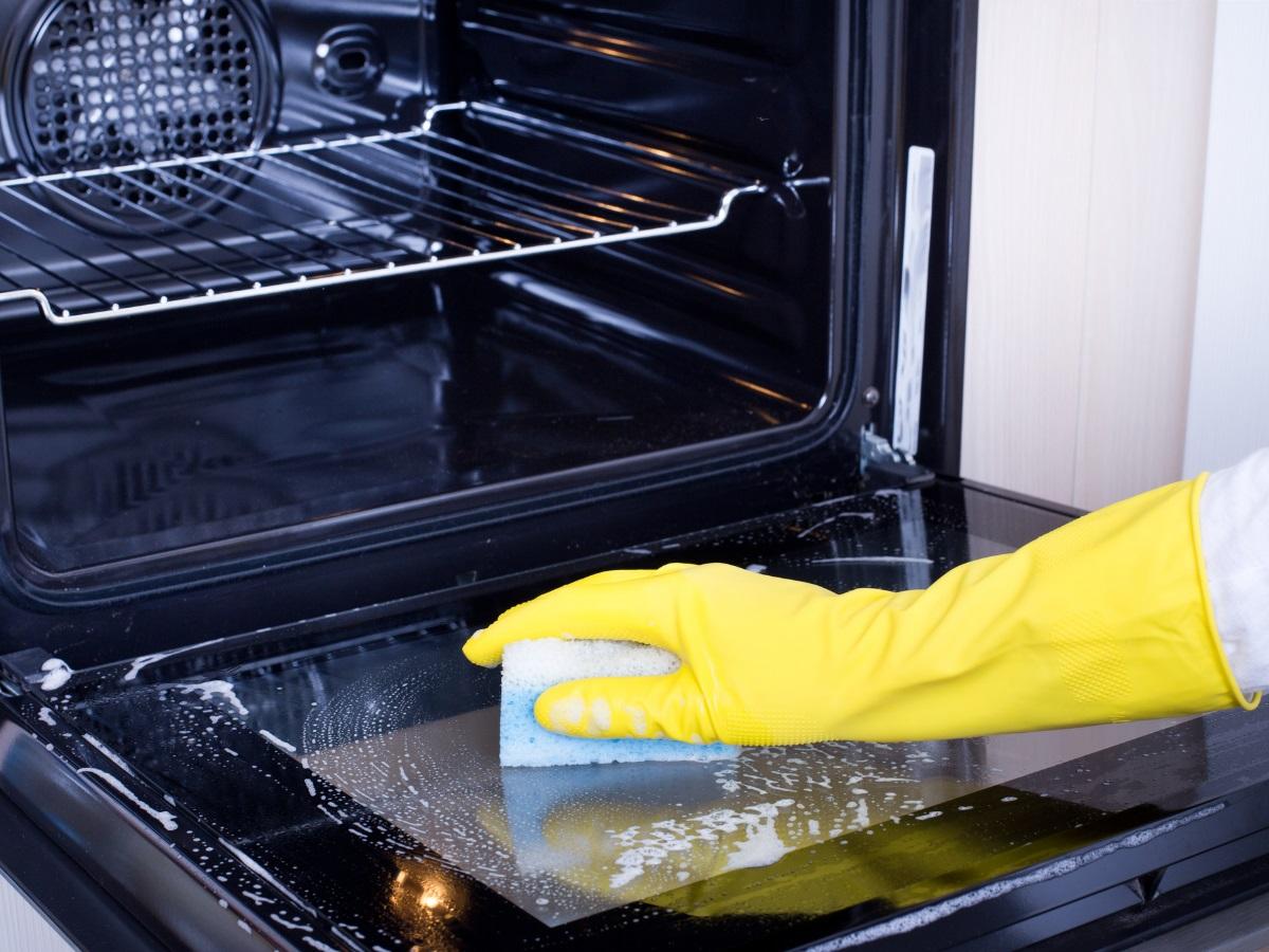 Kako očistiti pečico brez kemikalij in agresivnih detergentov Slika 2