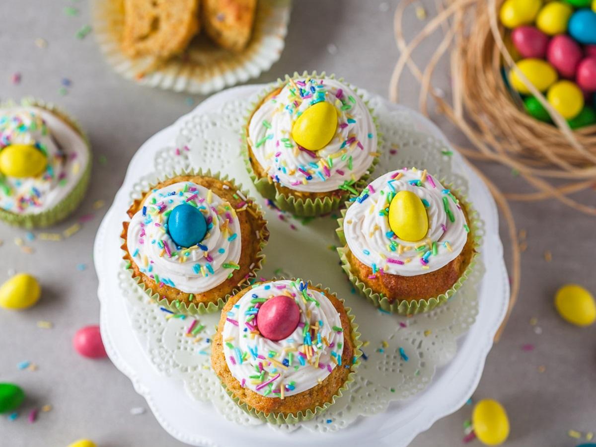 Pisani velikonočni kolački s korenčkom (brez laktoze) Slika 2