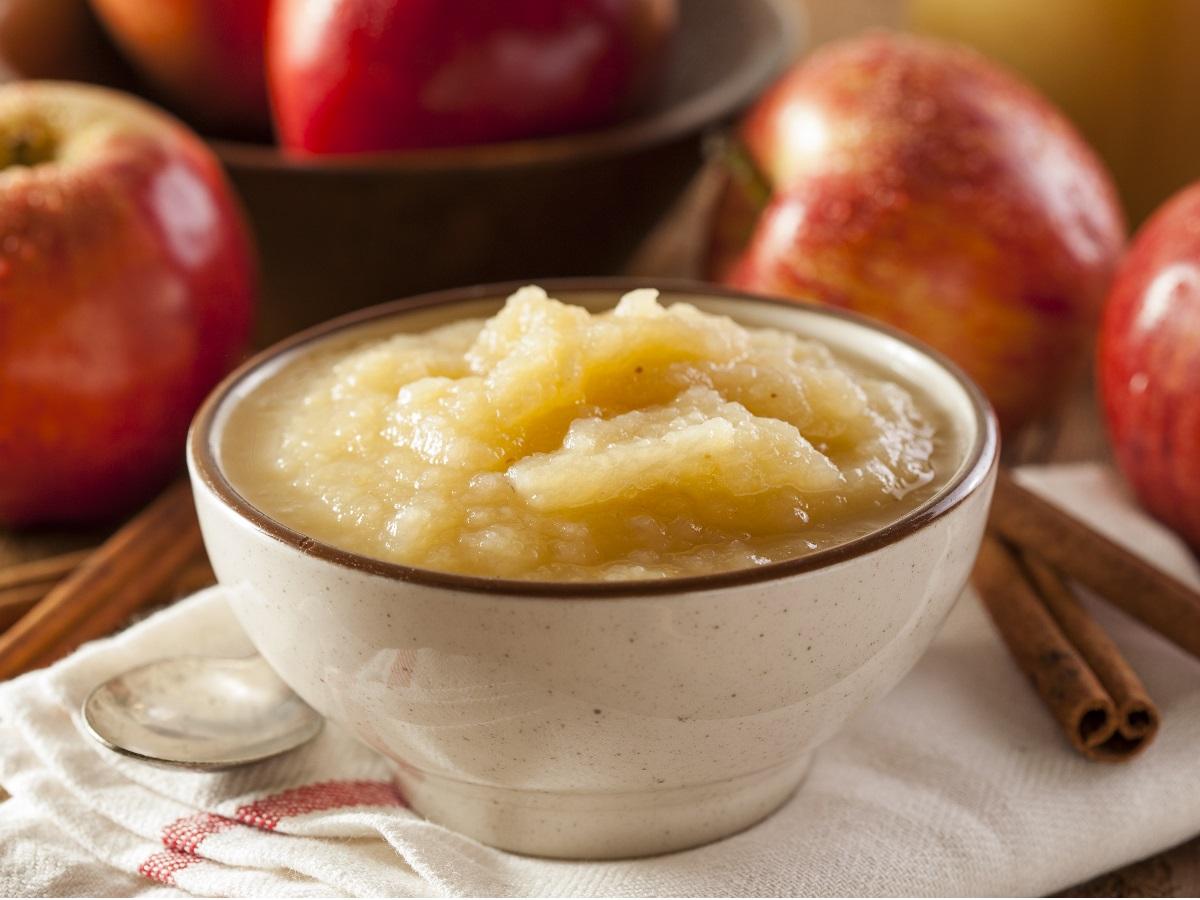 Jabolčna čežana.
