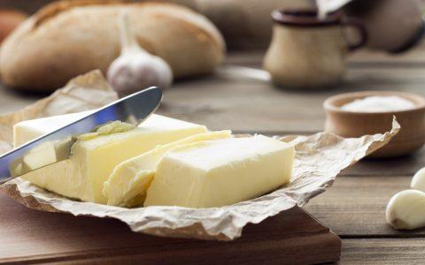 Mehčanje masla.