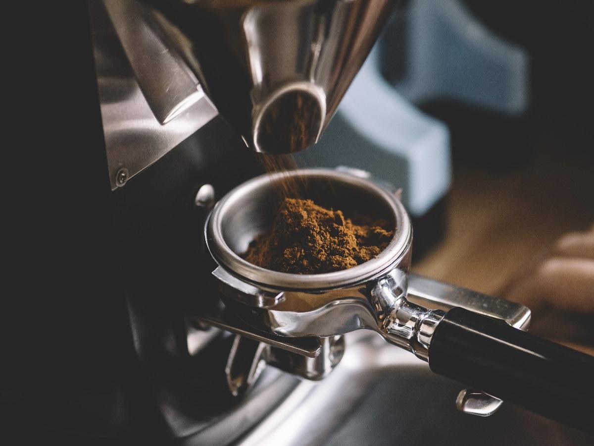 Tako se shranjuje kava.